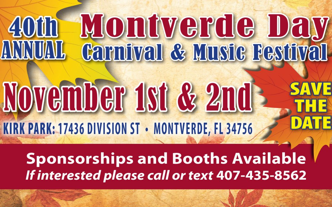 40th Annual Montverde Day Carnival & Music Festival