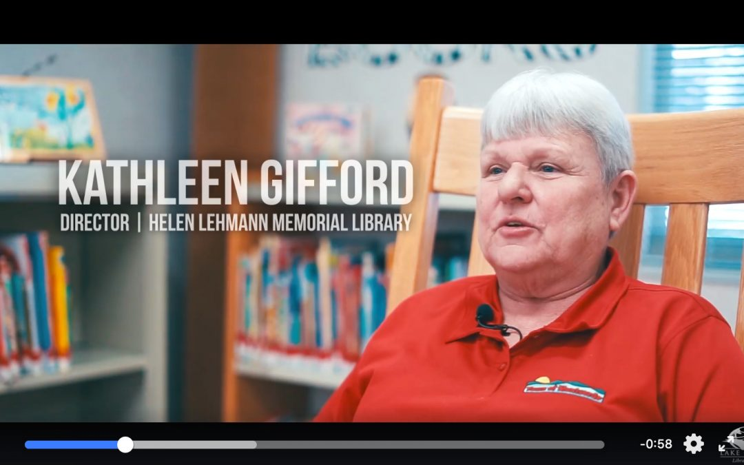 Helen Lehmann Memorial Library featured in Lake County Library System